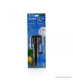 JBL OutSet 12/16 Spray CristalProfi e40x, e70x, e90x külső szűrőhöz (esőztetős)