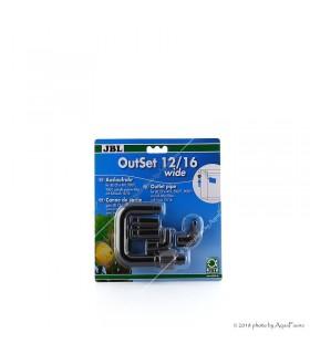 JBL OutSet 12/16 Wide CristalProfi e400/401/402, e700/701/702, e900/901/902 külső szűrőhöz (széles, lapított végű)