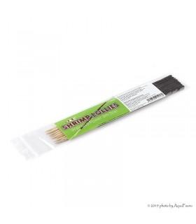 GlasGarten Shrimp Lollies - Walnut (dió) sticks - 8 db