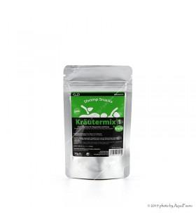 GlasGarten Shrimp Snacks Kräutermix 1 - 30g - gyógynövényes mix - gyümölcsös