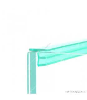 Tetősín, 1,5 méter (zöld)