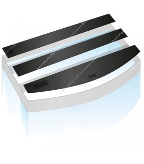 Juwel Flap Set Vision 450 IV - világítás fedél szett