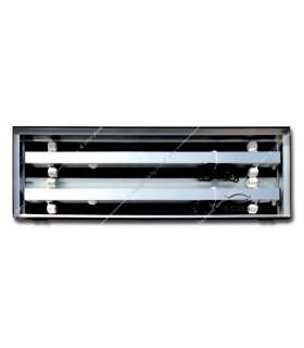 Diversa alumínium tető 150 x 50 - 4 x 36W T8