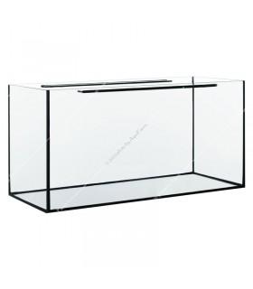 160 literes akvárium, 80x40x50 cm (8 mm)