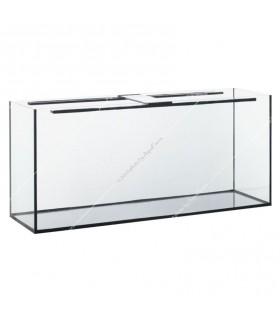 250 literes akvárium, 100X50X50 cm (8 mm) - gépi élcsiszolt