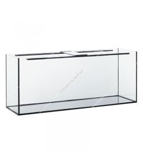 360 literes akvárium, 120x50x60 cm (10 mm) - gépi élcsiszolt