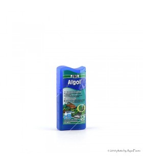 JBL Algol 100 ml - rézmentes algairtó szer édesvízi akváriumokhoz