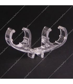 Odyssea fénycsőtartó clips Dual lámpákhoz