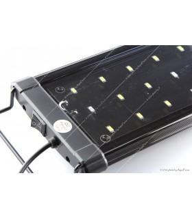 Odyssea LED 600+ (90 cm) akvárium világítás - 66 x 0,5W