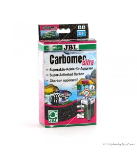 JBL CarboMec Ultra 400g - Aktívszén szűrőanyag