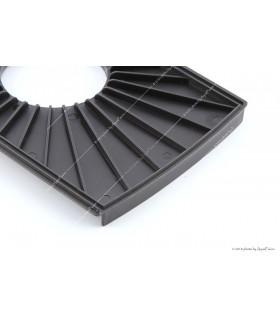 JBL CristalProfi szűrőtartály tömítés - felső, négyzet alakú műanyag e1500/1501, e1900/1901