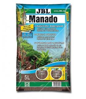 JBL Manado 10 liter - általános akváriumtalaj