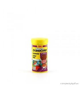 JBL Novo GranoColor 250 ml (utántöltő) - színfokozó granulált eleség