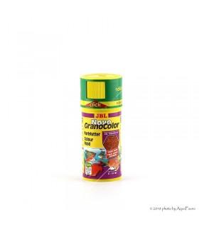 JBL Novo GranoColor click 250 ml - színfokozó granulált eleség