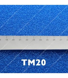 Szűrőszivacs TM20 - 50 x 50 x 3 cm (23280)