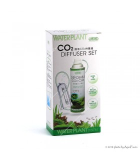ISTA CO2 spray készlet eldobható palackkal