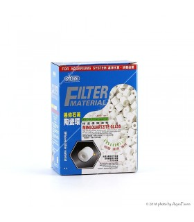 ISTA Quartzite Glass Mini 1 liter - nagy porozitású biológiai szűrőanyag