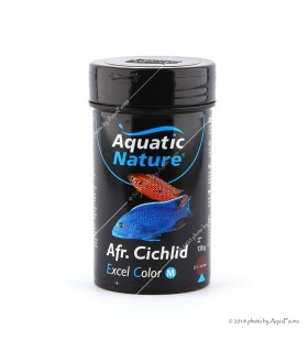 Aquatic Nature African Cichlid Excel Color Food Medium 320 ml - 130 g