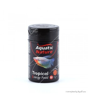 Aquatic Nature Tropical Energy Food Medium 124 ml (50 g)