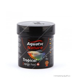 Aquatic Nature Tropical Energy Food Medium 190 ml (80 g)