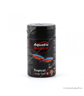 Aquatic Nature Tropical Energy Food Small 124 ml (50 g)