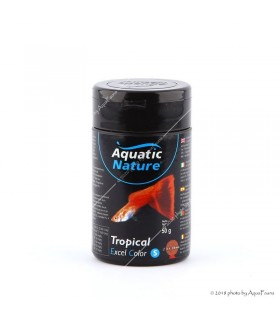 Aquatic Nature Tropical Excel Color Small 124 ml (50 g)