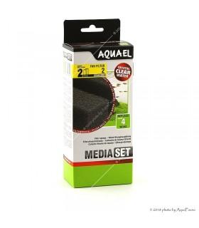 Aquael Fan-2 Plus MediaSet - 2 db szűrőszivacs