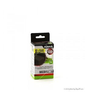 Aquael Fan-Mikro Plus MediaSet Standard - 2 db szűrőszivacs