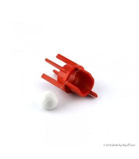 Eheim Ecco Pro 130/200/300 (2032/2034/2036) telítettségjelző golyó és golyótartó (7481020)