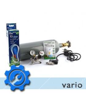 CO2 Vario palackos szett - konfigurálható