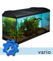 Fauna Vario konfigurálható akvárium szett - 126 liter - belső szűrővel