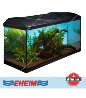 Fauna Easy akvárium szett - 112 liter - gépi élcsiszolt akváriummal