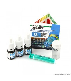 JBL ProAquaTest O2 Sauerstoff - Oxigén teszt
