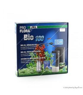 JBL ProFlora Bio 160 2 - többkomponensű CO2 szett