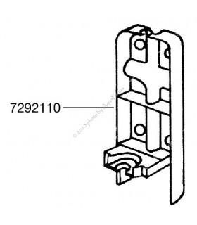 Eheim PickUp 45 (2006) hátfal (fekete) (7292110)
