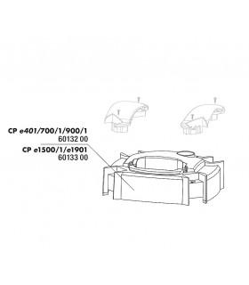 JBL CristalProfi pumpafej takaró e400/401/402, e700/701/702, e900/901/902