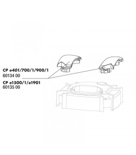 JBL CristalProfi pumpafej fogantyú e400/401/402, e700/701/702, e900/901/902 (2 db)