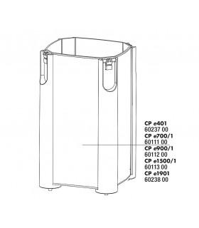 JBL CristalProfi szűrőtartály lábakkal e1500/1501/1502