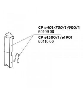 JBL Cristalprofi fedélleszorító clip szett e400/401/402, e700/701/702, e900/901/902 (2 db)