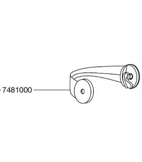 Eheim Ecco Pro 130/200/300 (2032/2034/2036) többfunkciós emelőkar horonnyal (7481000)