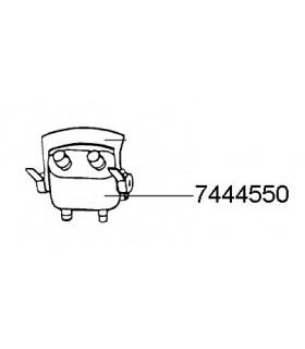 Eheim eXperience 350, Professionel 2226/2228 adapter beépített zárócsapokkal (7444550)