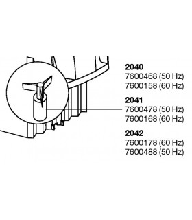 Eheim Liberty 75 (2040) Rotor 50 Hz (7600468)
