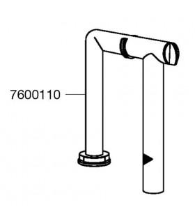 Eheim Liberty 75/130/200 (2040/2041/2042) Szívó csőrendszer (7600110)