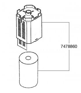 Eheim Powerline 2048 Bővítő tartály szűrőpatronnal (7478860)