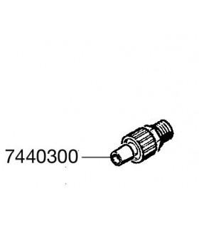 Eheim Powerline 2048 Nyomóoldali menetes tömlőcsatlakozó (7440300)