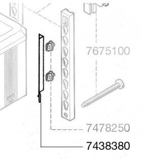 Eheim Powerline 2252 Bal és jobb oldali rögzítő léc (7438380)