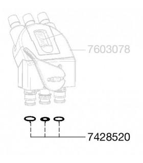 Eheim Professionel 3 2080 Tömítőgyűrűkészlet az adapterhez (7428520)