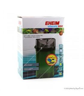 Eheim Classic 600 külső szűrő - szivacs, csap plus (2217020)