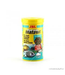JBL NovoMalawi 1 liter - lemezes eleség algaevő sügéreknek