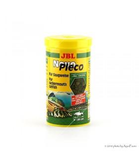 JBL NovoPlecochips 1 liter - tabletta eleség növényevő harcsáknak